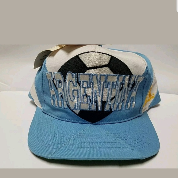 8942af8bb Argentina vintage world cup 1994 snap back hat